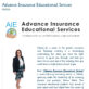 Alberta Business Review - Advance Insurance Educational Services